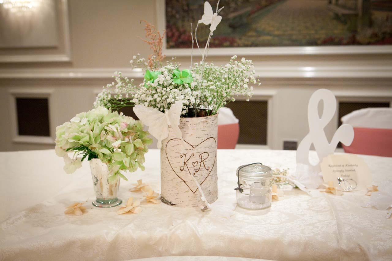 aranjament floral nunta handmade, aranjament floral nunta, aranjament flori simple, aranjament nunta flori simple